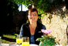Tracy_at_breakfast